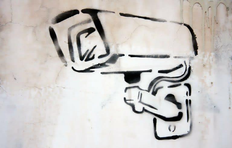 מצלמת קיר