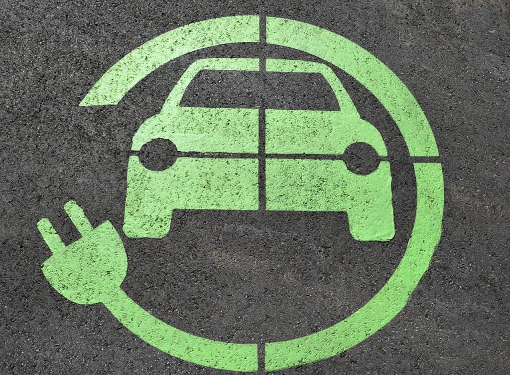 אייקון מכונית חשמלית